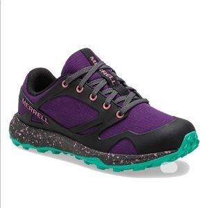 Merrell Big Kid's Altalight Low hiking Shoe size:5